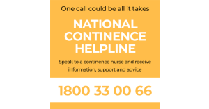 Logo of the National Continence Helpline
